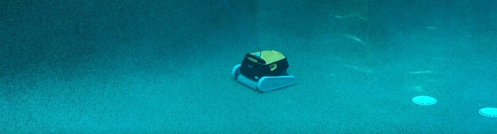 Dolphin Triton PS Inground Pool Cleaner
