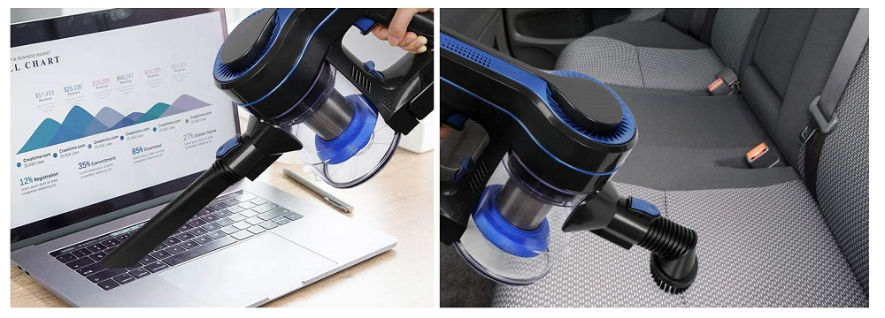 APOSEN Cordless Vacuum Cleaner Review