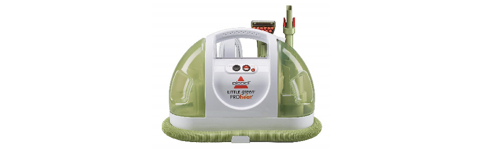 Bissell 14259 Little Green ProHeat Portable Carpet Cleaner Review