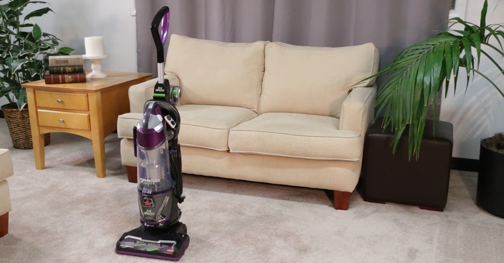 Bissell 20431 Upright Vacuum Cleaner Revew