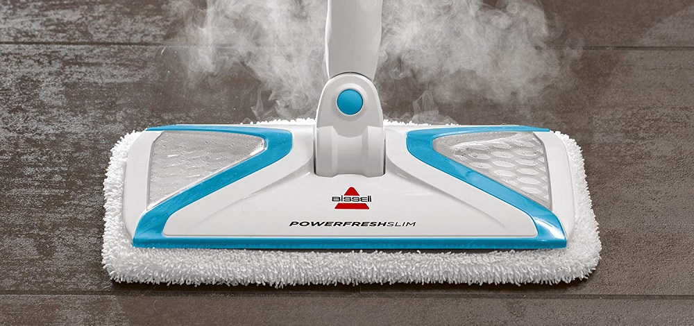 Bissell PowerFresh Slim Hard Wood Floor Steam Cleaner 2075A