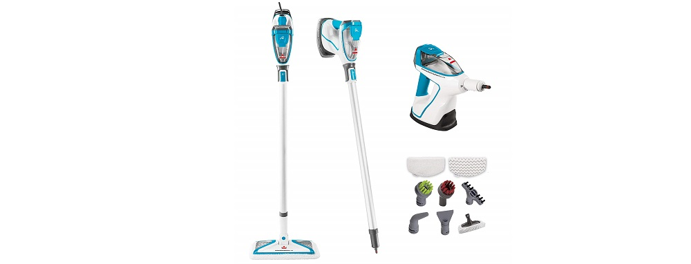 Bissell 2075A PowerFresh Steam Cleaner Review
