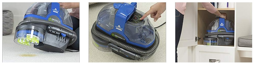 Bissell 2117A SpotBot Pet Portable Deep Cleaner Review