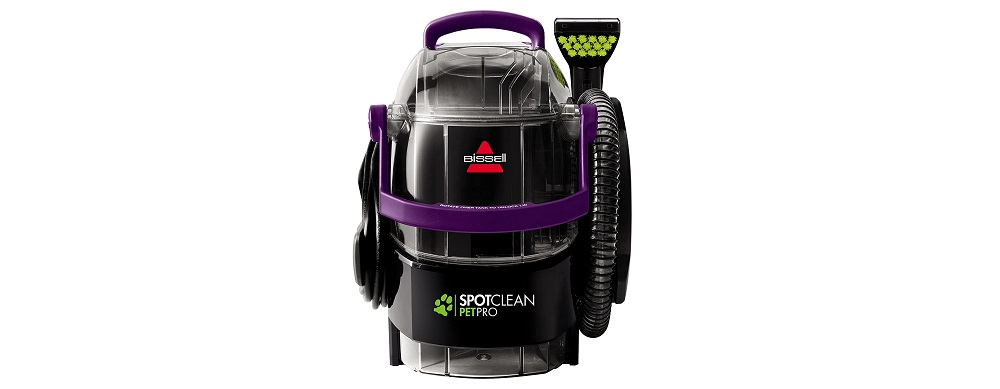 Bissell SpotClean Pet Pro 2458 Review