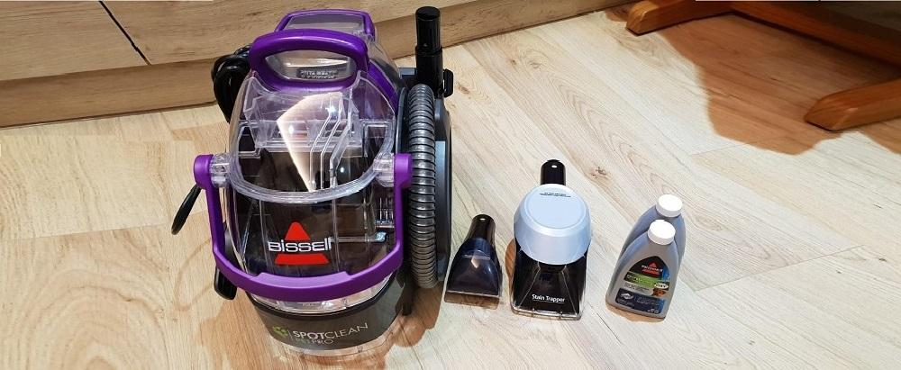 Bissell Pet Pro 2458 Portable Carper Cleaner