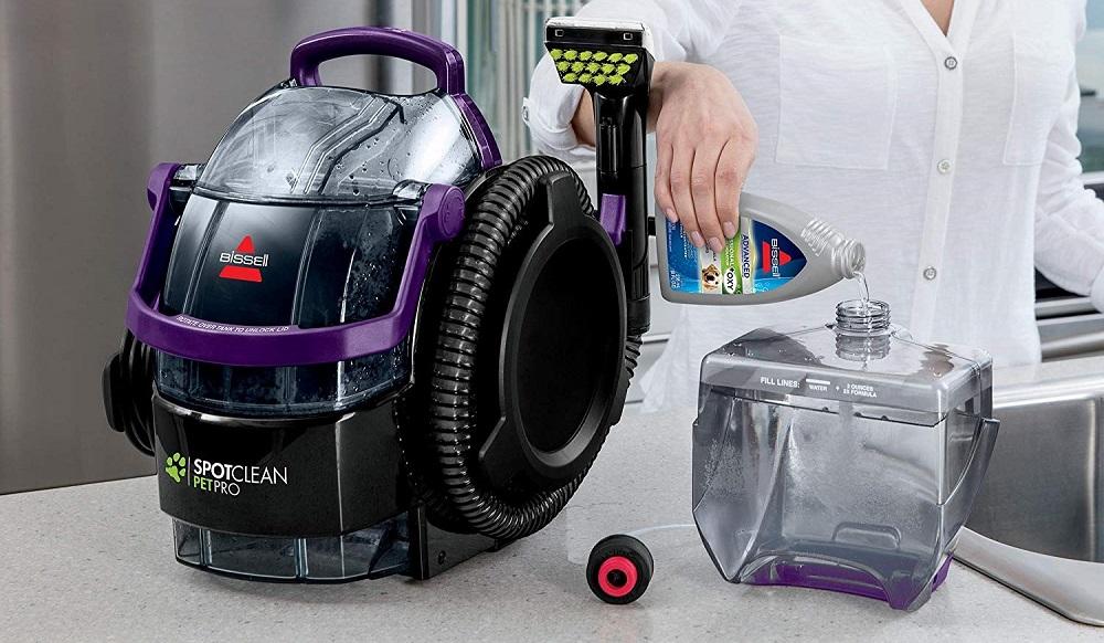 Bissell 2458 Portable Carper Cleaner