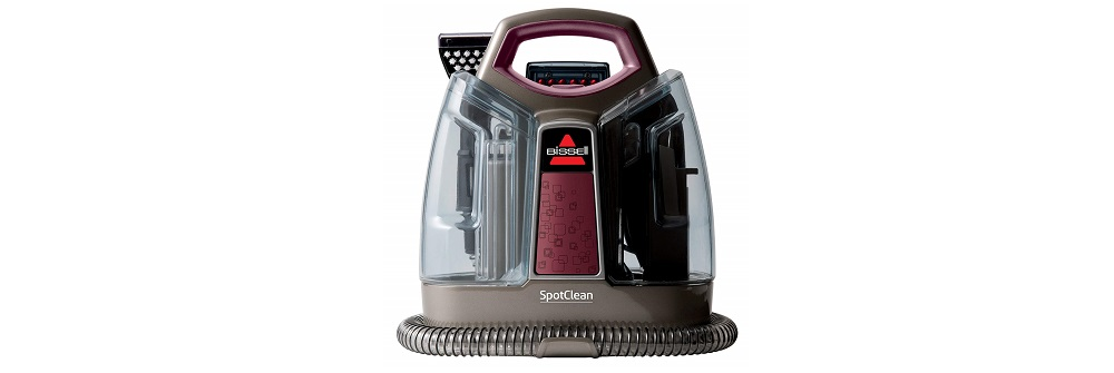 Bissell 5207A SpotClean Portable Carpet Cleaner Review