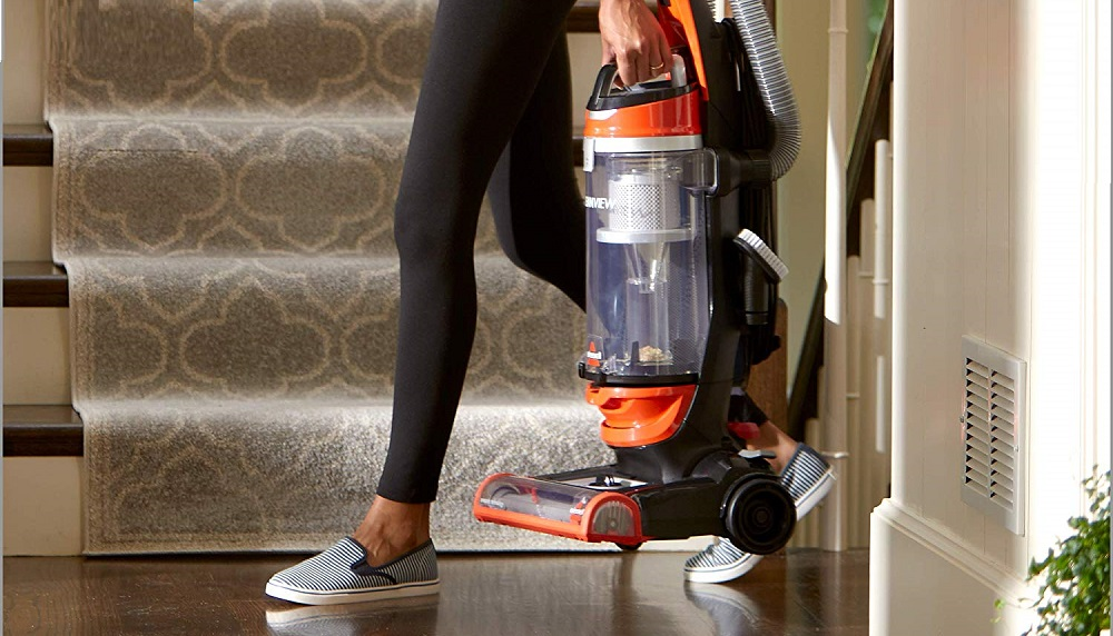 Bissell Cleanview Bagless Vacuum Cleaner, 2486 Review