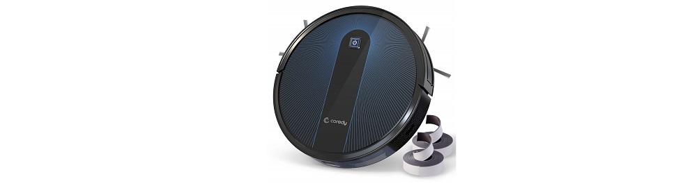 Coredy Robot Vacuum Review (R650)