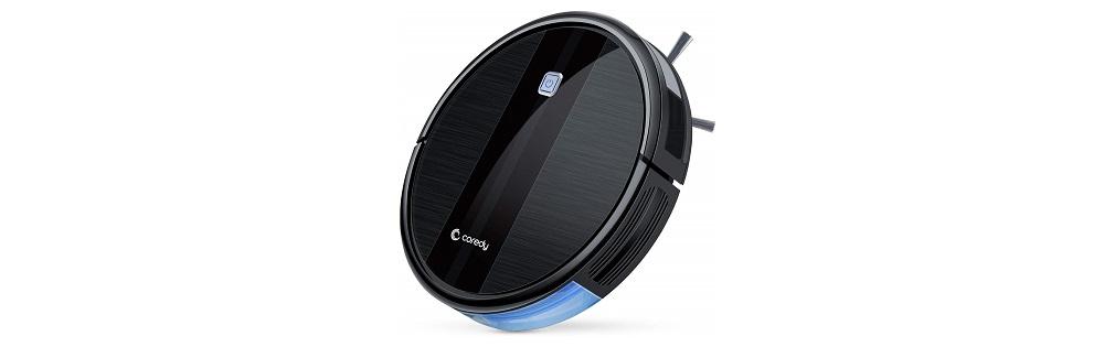Coredy Robot Vacuum Review (R3500)