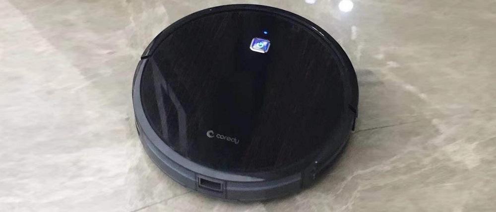 Coredy  R3500S Robot Vacuum Review