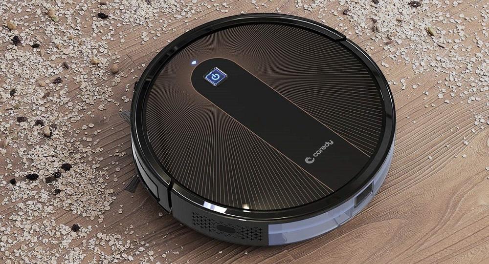 Coredy Robot Vacuum Review (R750)