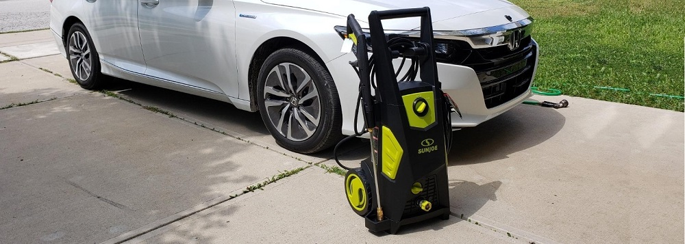 Electric or Gas-Powered Pressure Washer