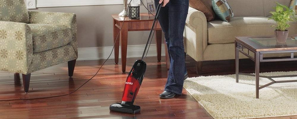 Eureka 169J vs NES215A Stick Vacuum