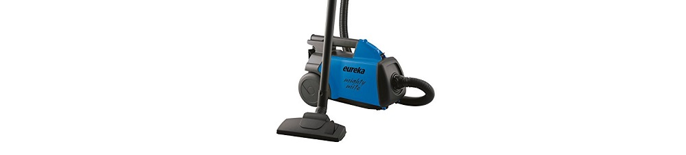 Eureka Mighty Mite Bagged Canister Vacuum Review (3670h-blue)