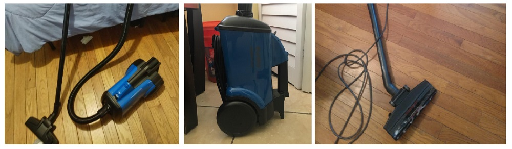 Eureka 3670h-blue