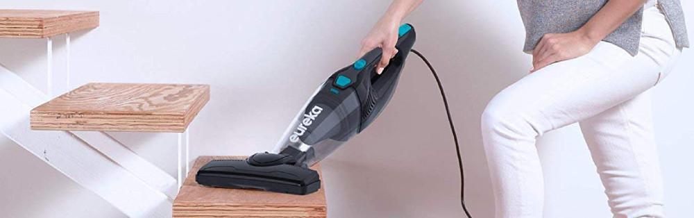 Eureka NES215A vs 169J Stick Vacuum