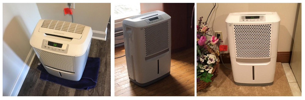 Frigidaire FAD504DWD 50-Pint Dehumidifier Review