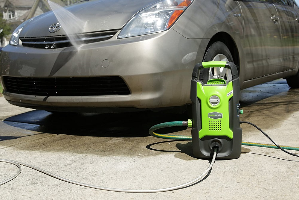 Greenworks 1600 PSI 13 Amp 1.2 GPM Pressure Washer GPW1602 Review