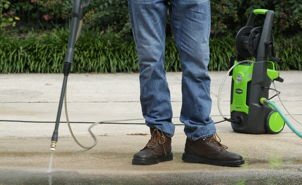 Greenworks 1700 PSI 13 Amp 1.2 GPM Pressure Washer Review