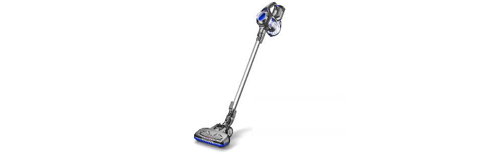 MOOSOO Cordless Vacuum Review (XL-618A)