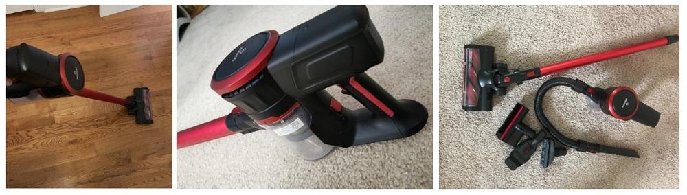 MOOSOO K17 Cordless Vacuum Review