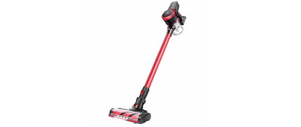 MOOSOO Cordless Vacuum Cleaner Review (K17)