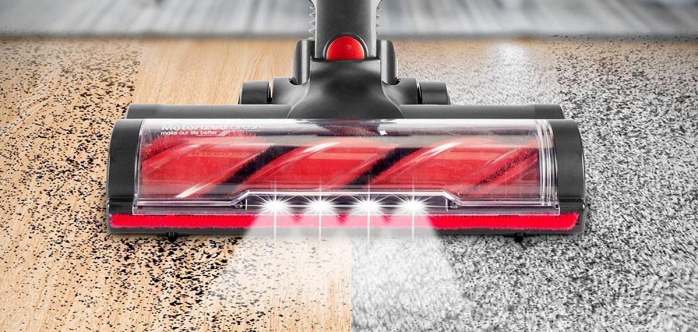MOOSOO K17 Cordless Vacuum Cleaner