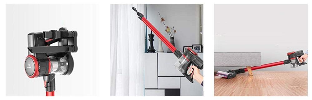 MOOSOO K17 Vacuum Cleaner