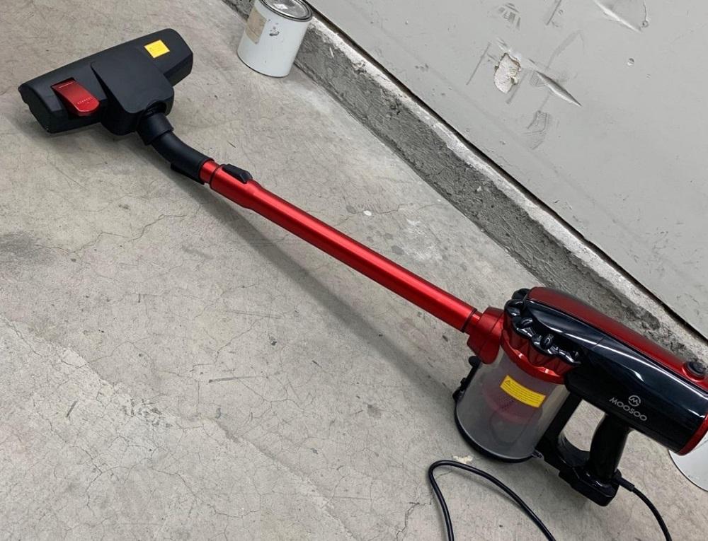 MOOSOO D600 Vacuum
