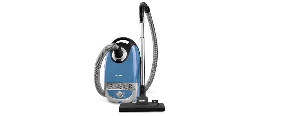 Miele Complete C2 Hard Floor Canister Vacuum Review