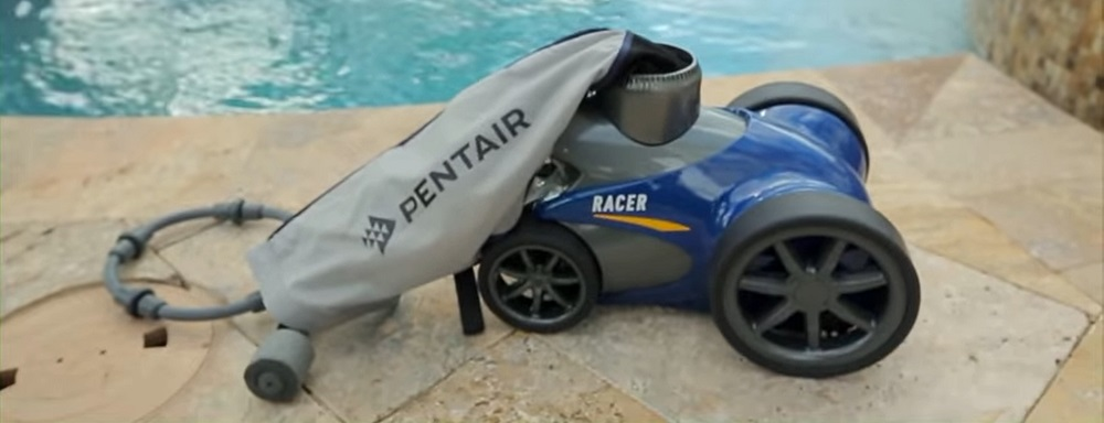 Pentair Kreepy Krauly Racer Review