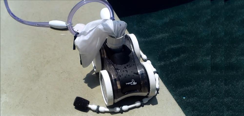 Pentair LL505G Kreepy Krauly Legend Pressure-Side Pool Cleaner