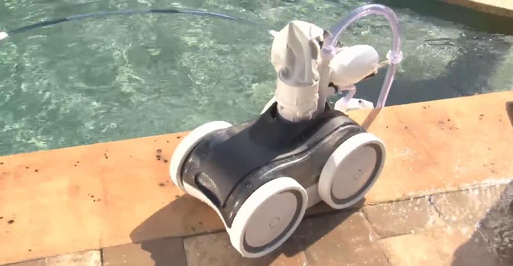 Pentair LL505G Pressure-Side Pool Cleaner