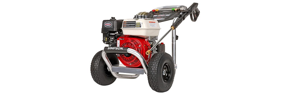 SIMPSON Cleaning ALH3425 Aluminum Gas Pressure Washer