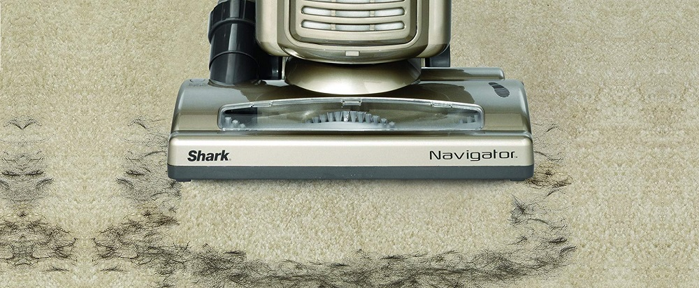 Shark Navigator Deluxe Upright Vacuum NV42 Review