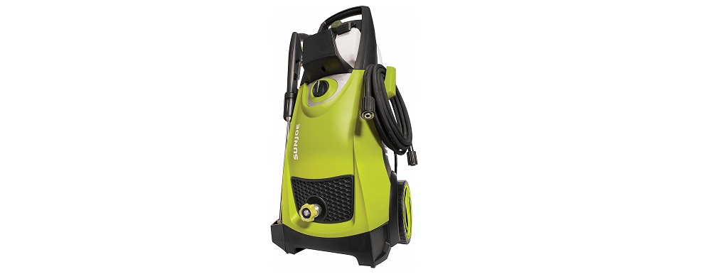 Sun Joe SPX3000 2030 Max PSI 1.76 GPM 14.5-Amp Electric Pressure Washer Review
