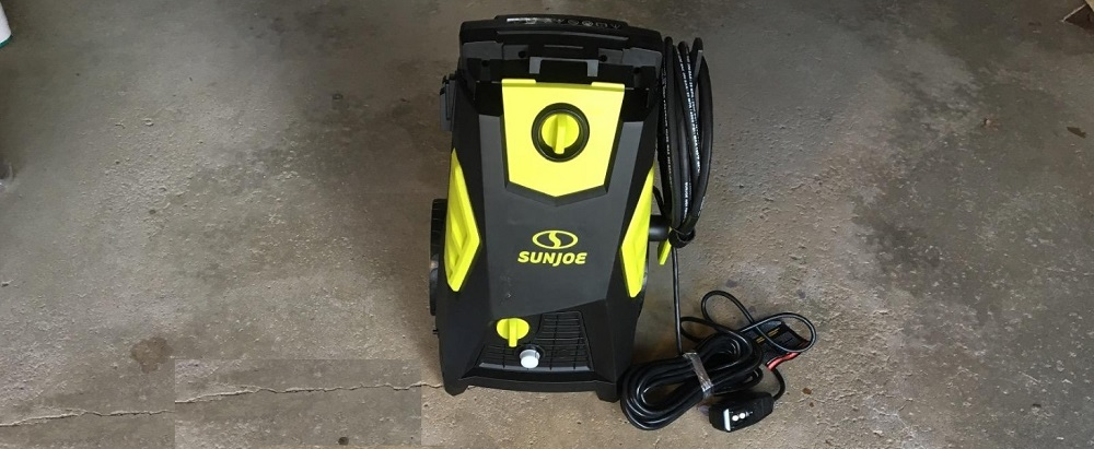 Sun Joe SPX3500 Brushless Induction Electric Pressure Washer