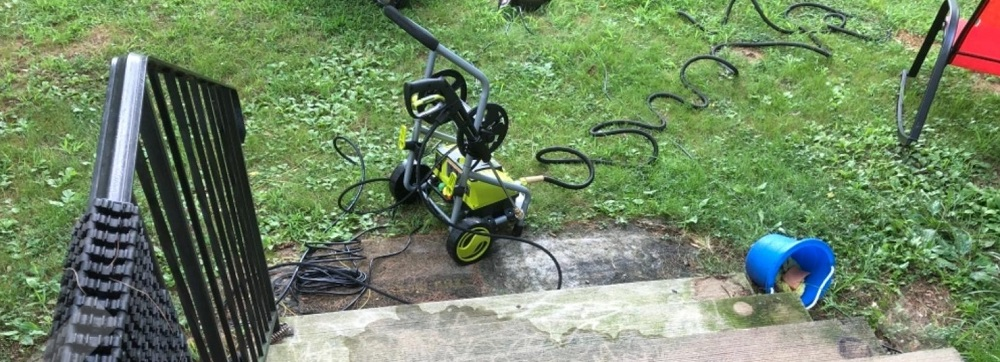 Sun Joe SPX4001 1.76 GPM Electric Pressure Washer Review