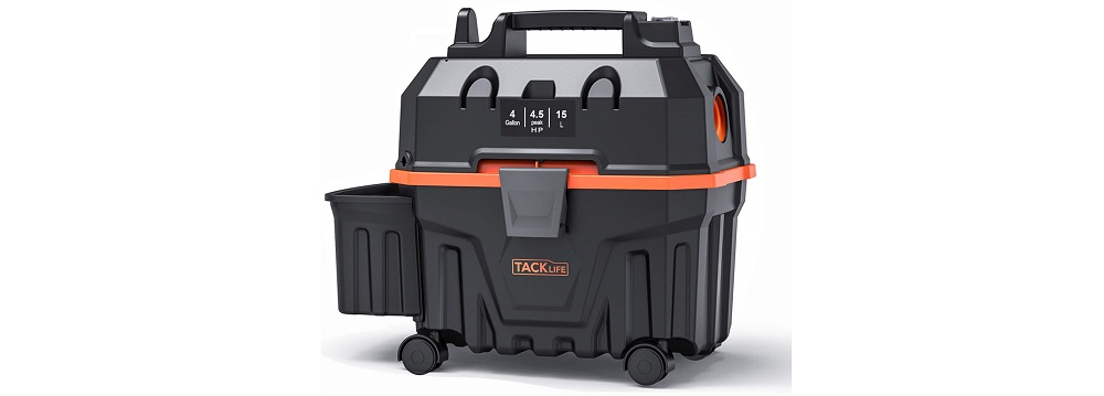 TACKLIFE Wet and Dry Vacuum Review (HXPVC01B)