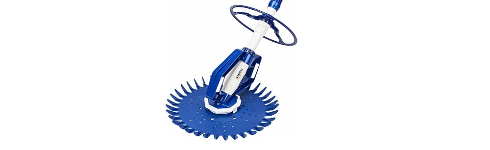 VINGLI Pool Vacuum Cleaner Creepy Crawler Review