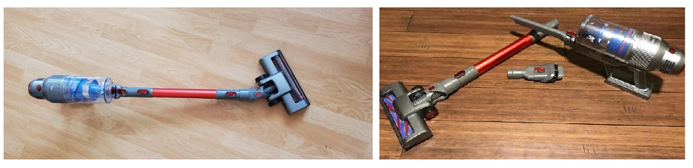 WOWGO Cordless Stick Vacuum Review (22Kpa Version)