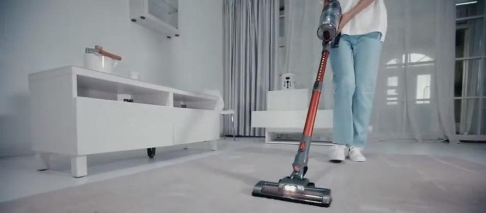 WOWGO Cordless Stick Vacuum