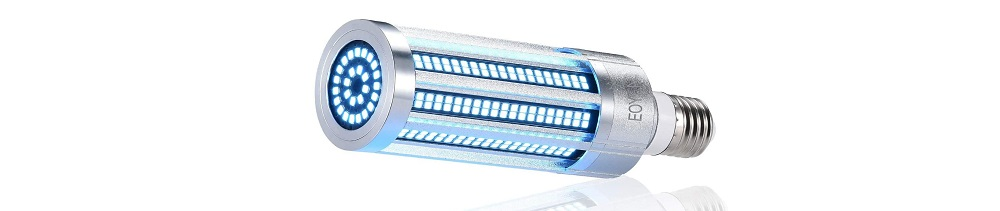 EOYEA UV Ultraviolet Light Sanitizer Germicidal Sterilizer Lamp