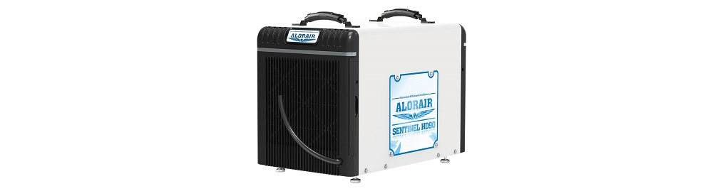 AlorAir Commercial Water Damage Restoration Dehumidifier Review