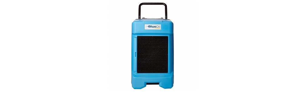 BlueDri BD-BD-130-BL Industrial Commercial Dehumidifier