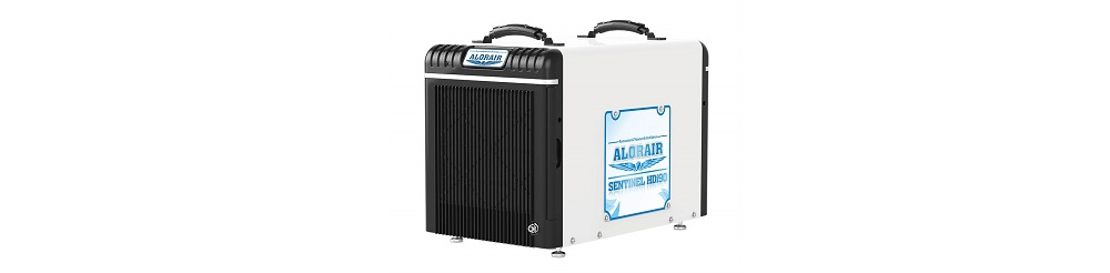 AlorAir Basement/Crawlspace Dehumidifier 198PPD Review