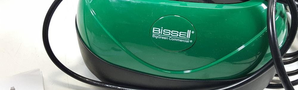 Bissell BigGreen BGFS650 Hercules Floor Scrubber