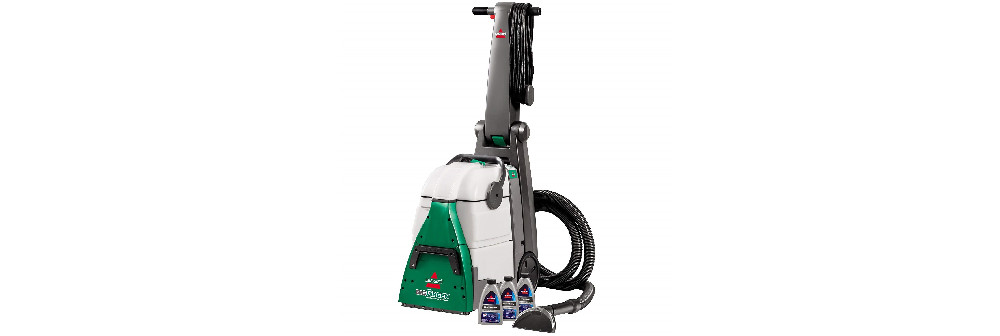 Bissell Big Green Professional Carpet Cleaner Review