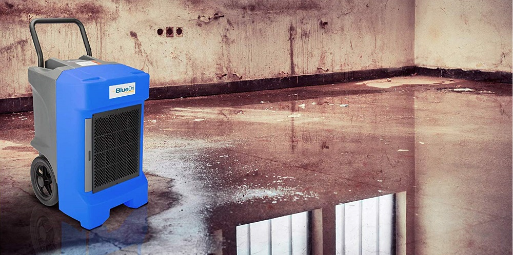 BlueDri Industrial Commercial Dehumidifier